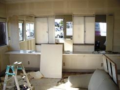 美容室ペイジボーイ様改装工事